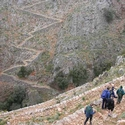 Aradena Gorge path, Crete