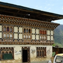traditional Bhutan house
