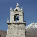 ALTIPLANO CHURCH, Salar de Surire