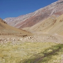 COLOURFUL MOUNTAINS, Paso Laguna Negra