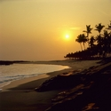 EVENING BEACH, Cape Coast