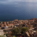MONEMVASIA VIEW
