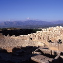 MYCENAE AND LANDSCAPE