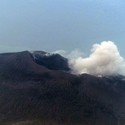 volcano at Rabaul East New Britain