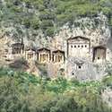 Cliff Tombs,Dalyan