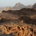 EVENING ROCKS, Wadi Rum